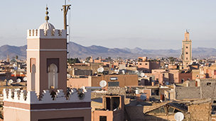 Morocco - Marrakech hotels