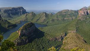 Afrika Selatan - Hotel NELSPRUIT