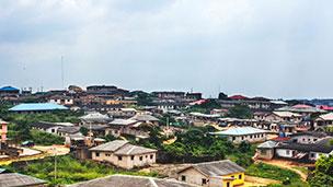 Nigeria - Liczba hoteli Port Harcourt
