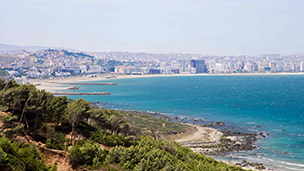 Marrocos - Hotéis Tangier