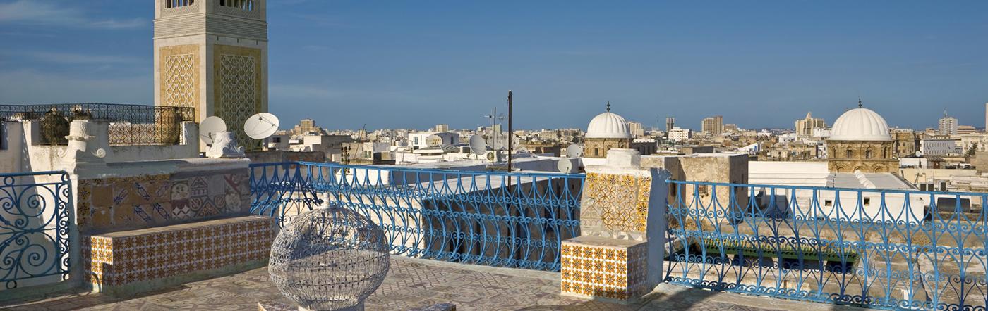 Tunezja - Liczba hoteli Tunis