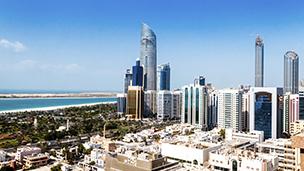 الإمارات العربية المتحدة - فنادق أبو ظبي
