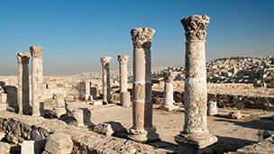 Jordanien - Hotell Amman