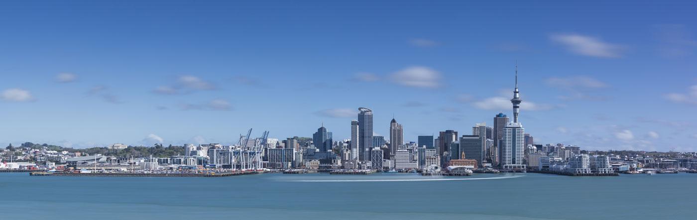 Nueva Zelandia - Hoteles Auckland