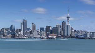 Nowa Zelandia - Liczba hoteli Auckland