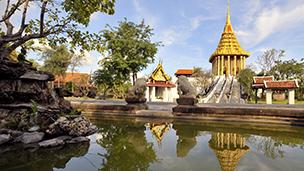Tailândia - Hotéis Bangcoc