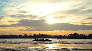 Indonesien - Hotell Banjarmasin