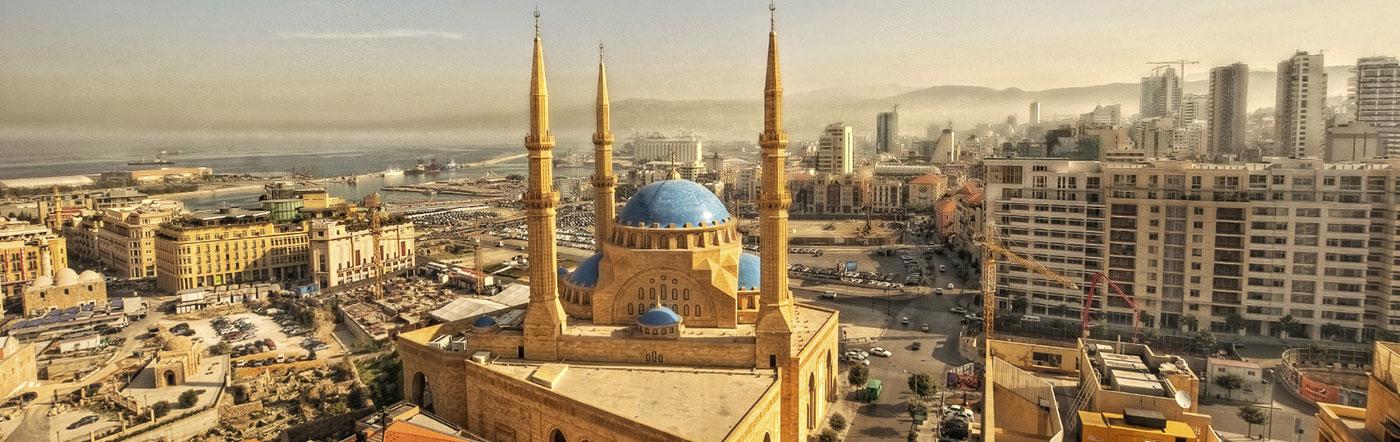 Libanon - Hotels Beiroet