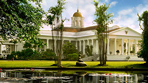 Indonezja - Liczba hoteli Bogor