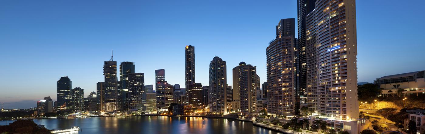 Avustralya - Brisbane Oteller