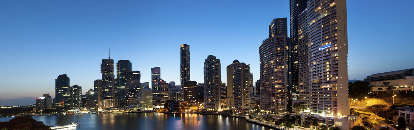 Austrália - Hotéis Brisbane