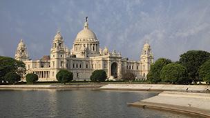 Indien - Hotell Kolkata