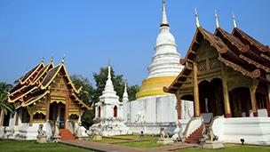 Tajlandia - Liczba hoteli Chiang Mai