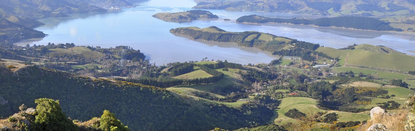 Nueva Zelandia - Hoteles Christchurch