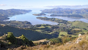 Selandia Baru - Hotel CHRISTCHURCH