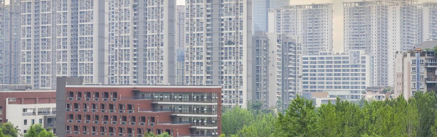 Çin - Deyang Oteller