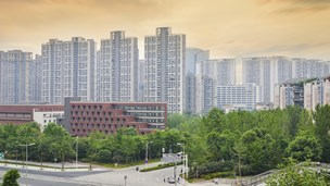 China - Hotels Deyang