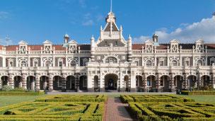 Nya Zeeland - Hotell Dunedin