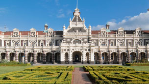 Nuova Zelanda - Hotel Dunedin