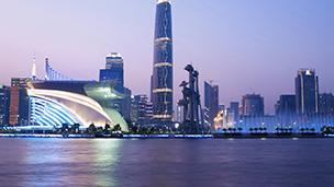 Kina - Hotell Guangzhou