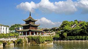 Chiny - Liczba hoteli Guiyang