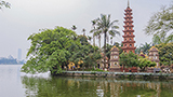 Vietnam - Hotel Hanoi