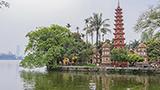 Vietnã - Hotéis Hanói