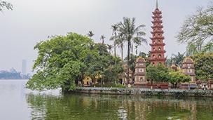 Vietnam - Hôtels Hanoï