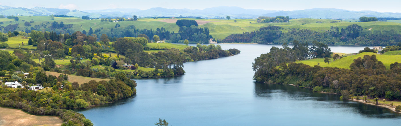 Nova Zelândia - Hotéis Hamilton