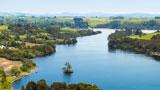 Nowa Zelandia - Liczba hoteli Hamilton