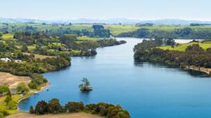 Nya Zeeland - Hotell Hamilton