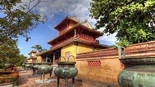 Vietnam - Hotell Hué