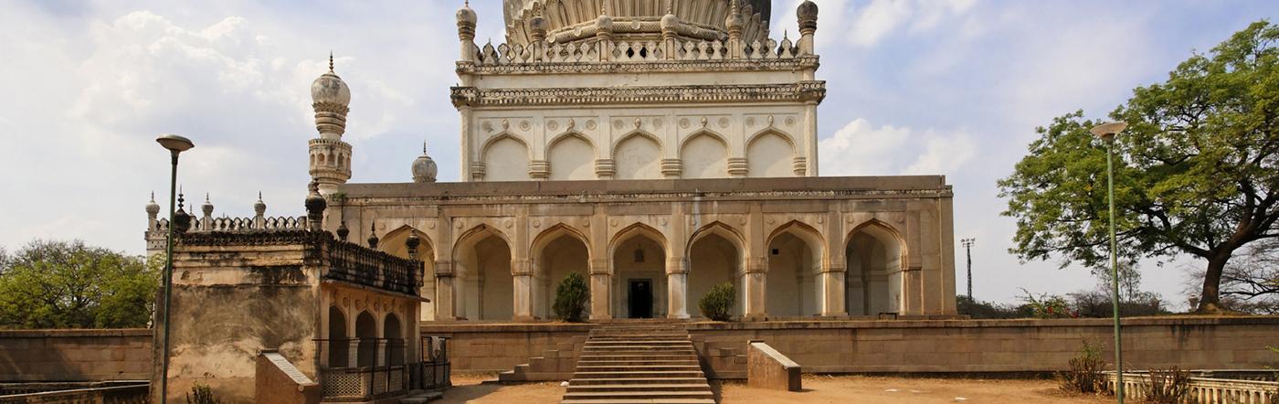 インド - ハイデラバード ホテル