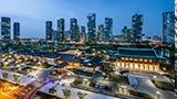Korea Republika - Liczba hoteli Incheon