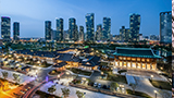 Güney Kore - İncheon Oteller
