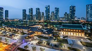 Coréia do Sul - Hotéis Incheon