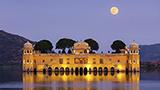 Indie - Liczba hoteli Jaipur