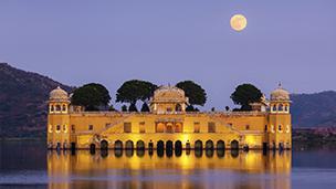 Indien - Hotell Jaipur