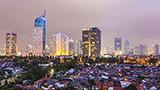 Indonésie - Hôtels Jakarta