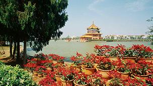 Китай - отелей Цзинань