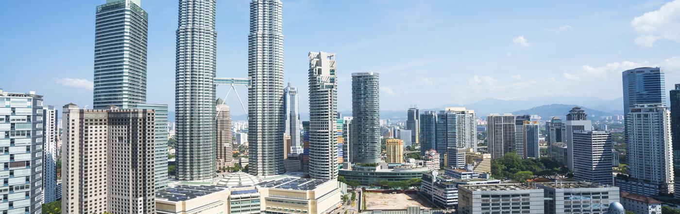 Maleisië - Hotels Kuala Lumpur