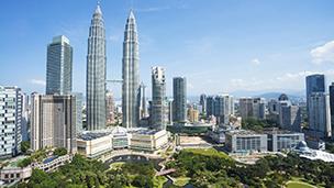 Malezja - Liczba hoteli Kuala Lumpur