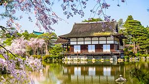 Japonia - Liczba hoteli Kioto