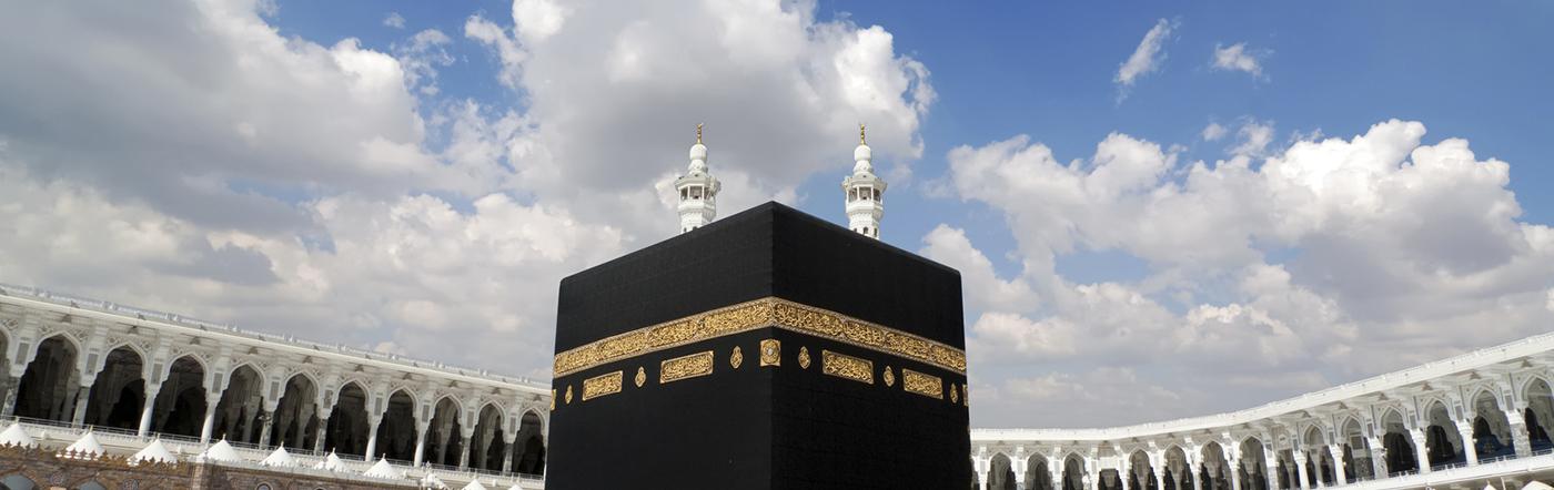Suudi Arabistan - Mecca Oteller