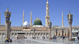 Saudiarabien - Hotell Medina