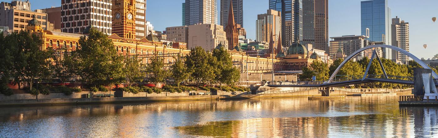 Australie - Hôtels Melbourne