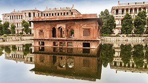 Indien - Hotell New Delhi