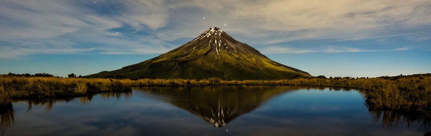 Yeni Zelanda - New Plymouth Oteller