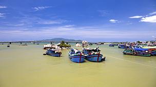 Wietnam - Liczba hoteli Nha Trang