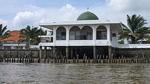Indonezja - Liczba hoteli Palembang